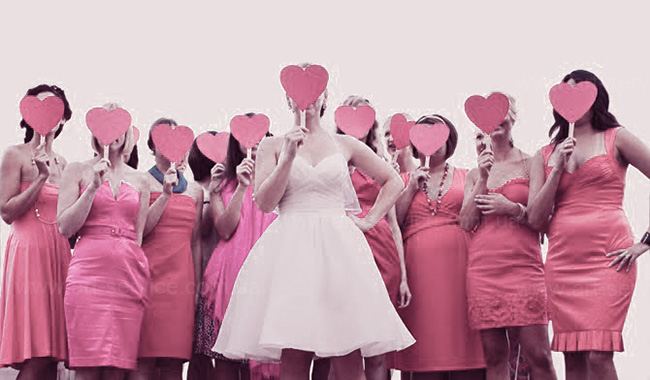 Свадебные таблички: в ногу со временем